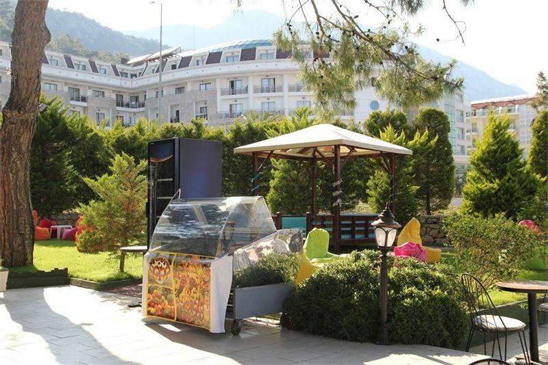 Фото Rios Beach Hotel Турция
