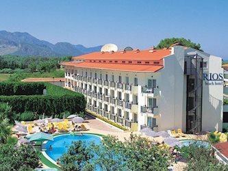 Rios Beach Hotel 4*, Туреччина, Кемер