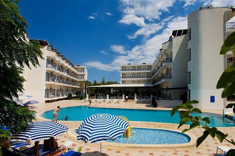 Ares Blue Hotel (ex. Larissa Blue) Кемер