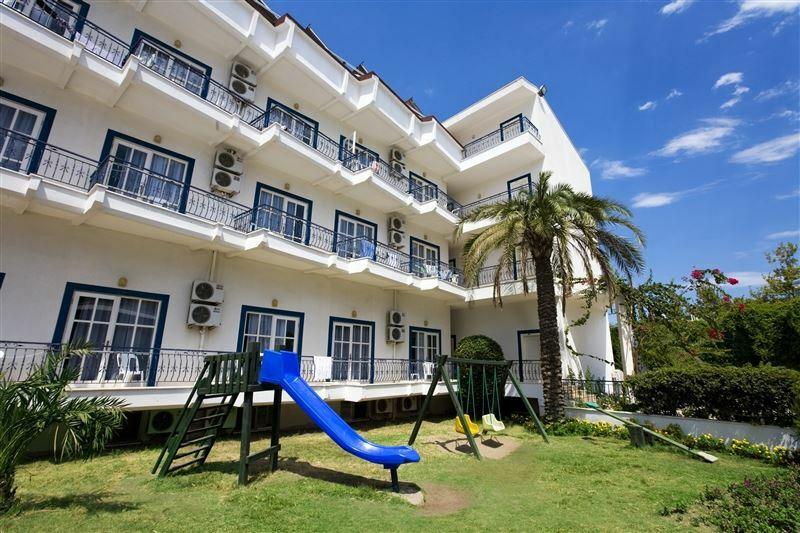Отель Ares Blue Hotel (ex. Larissa Blue) Кемер