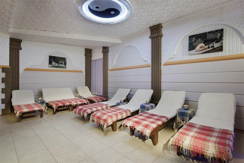 Отель Ares Blue Hotel (ex. Larissa Blue) Турция Кемер