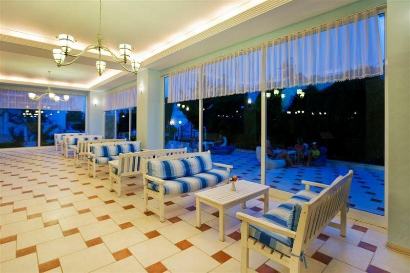 Ares Blue Hotel (ex. Larissa Blue) Турция Кемер