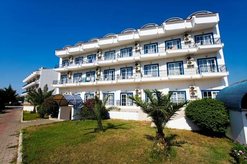 Фото Ares Blue Hotel (ex. Larissa Blue) Турция Кемер