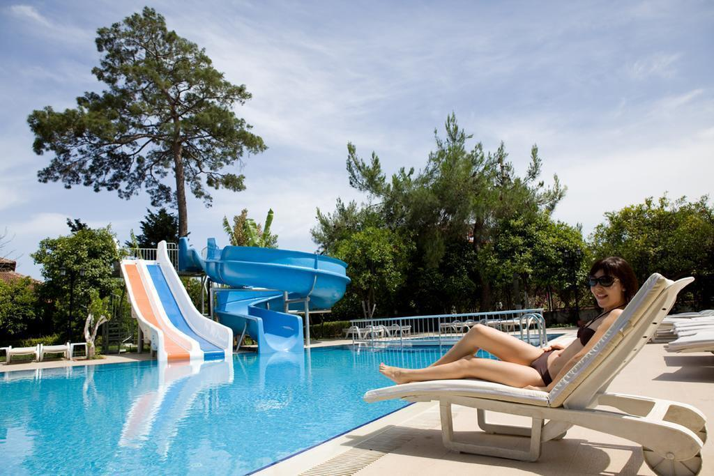 Отель Belpoint Beach Hotel Кемер