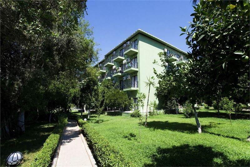 Larissa Hotel Кемер