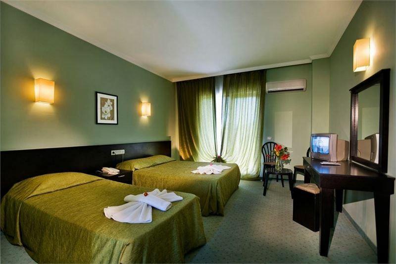Larissa Hotel Турция Кемер