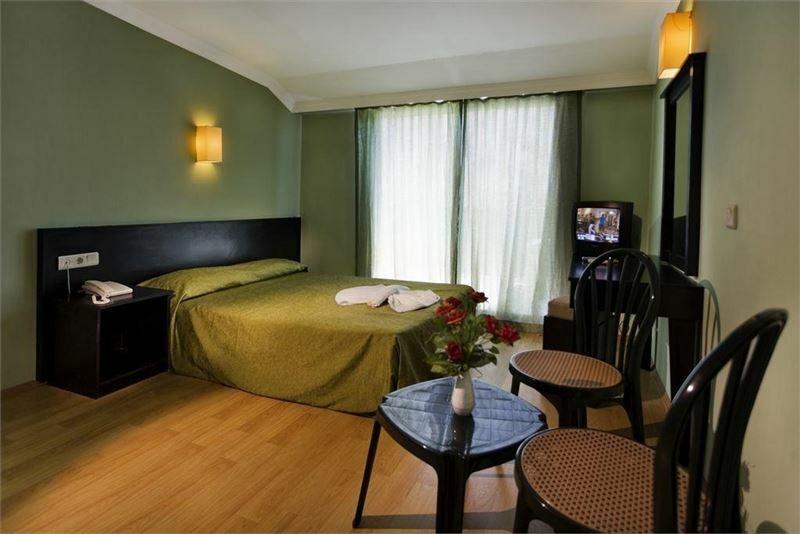 Отель Larissa Hotel Турция Кемер