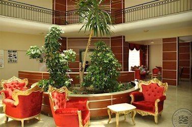 Larissa Inn 4*, Турция, Чамьюва