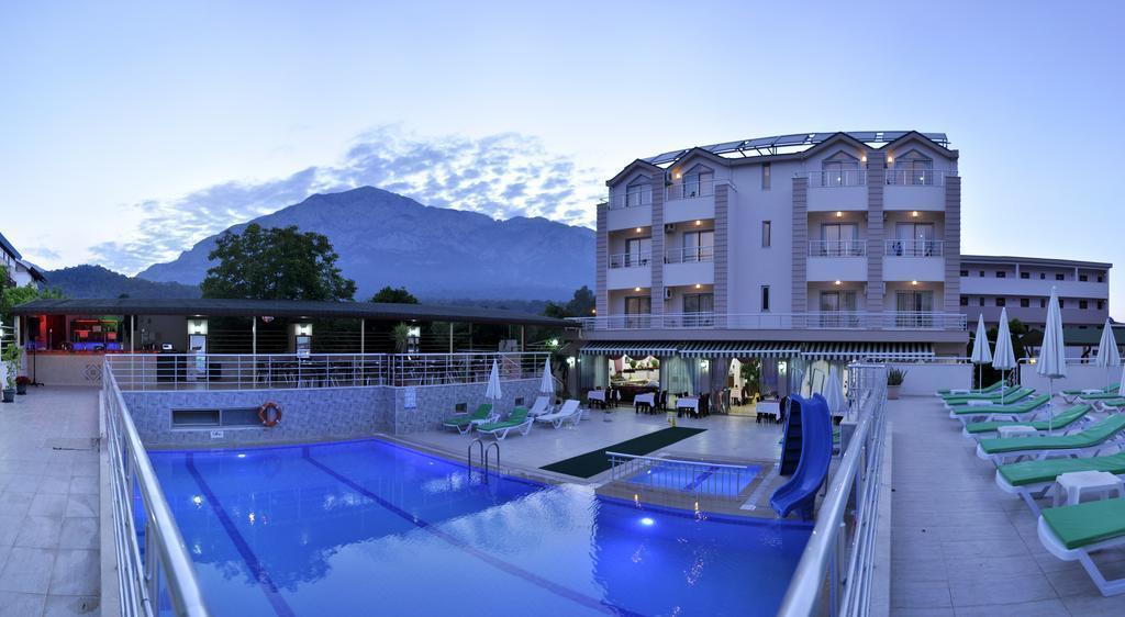 Фото Erkal Resort Турция Кемер