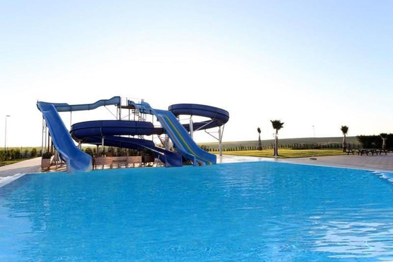 Eser Diamond Aqua Hotel Кинали
