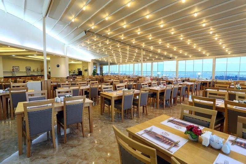Отель Eser Diamond Aqua Hotel Турция Кинали