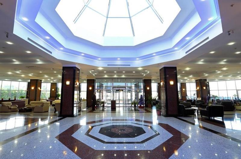 Eser Diamond Aqua Hotel Турция Кинали
