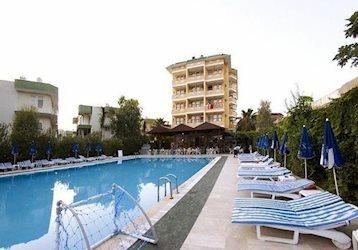 Melisa Garden Hotel (ex.  Arisa Garden Beach Hotel) 3*, Турция, Конакли