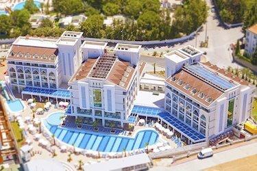 Diamond Elite Hotel & Spa 5*, Турция, Конакли