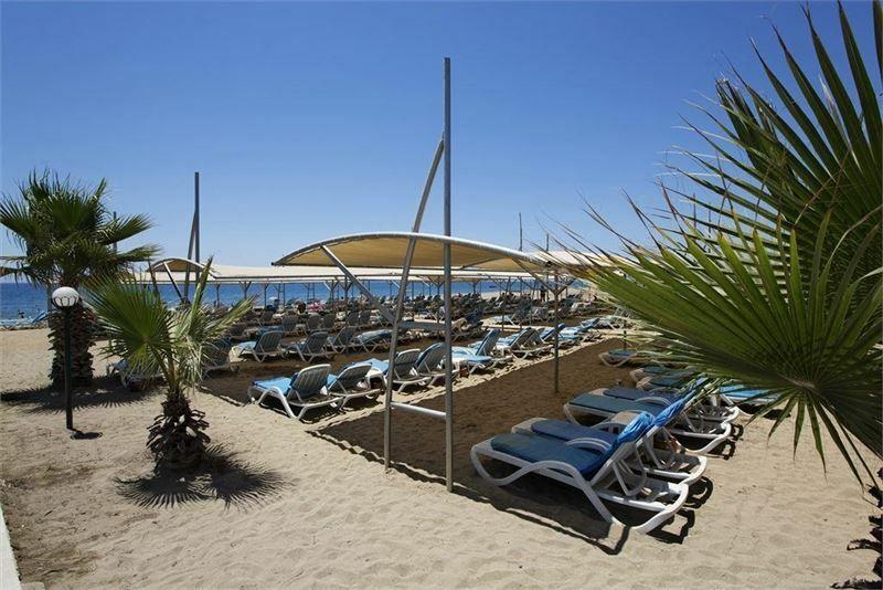 Отель Larissa Holiday Beach Club Турция Конакли