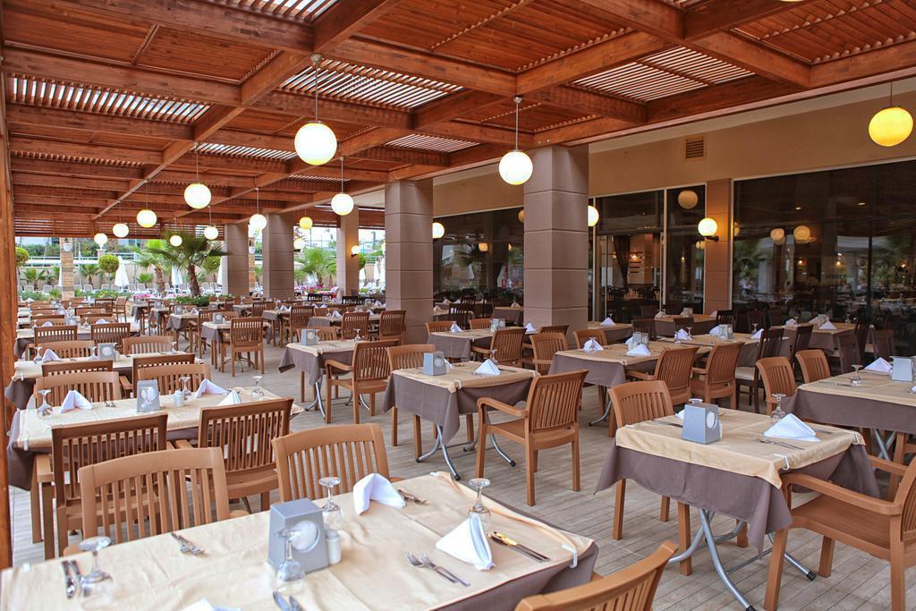 Отель Dizalya Palm Garden Hotel Конакли