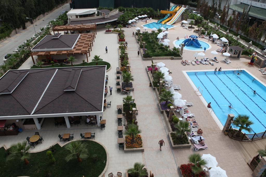 Фото Dizalya Palm Garden Hotel Конакли