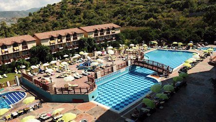 Limoncello Konakli Beach Hotel (ex. Club Konakli) 5*, Турция, Конакли
