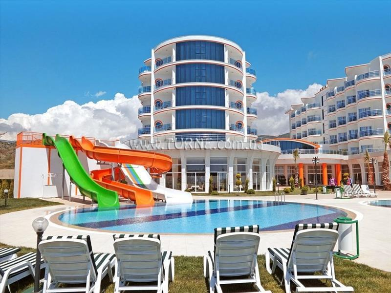 Фото Notion Kesre Beach Hotel Spa 4*