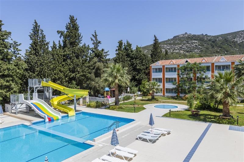 Фото La Santa Maria Hotel (ex. Luana Hotel Santa Maria) Турция Кушадасы