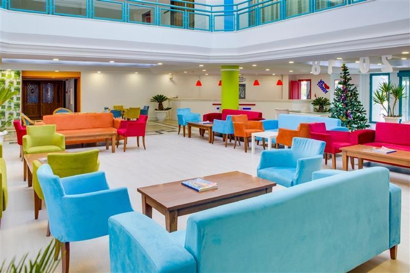 La Santa Maria Hotel (ex. Luana Hotel Santa Maria) Турция Кушадасы