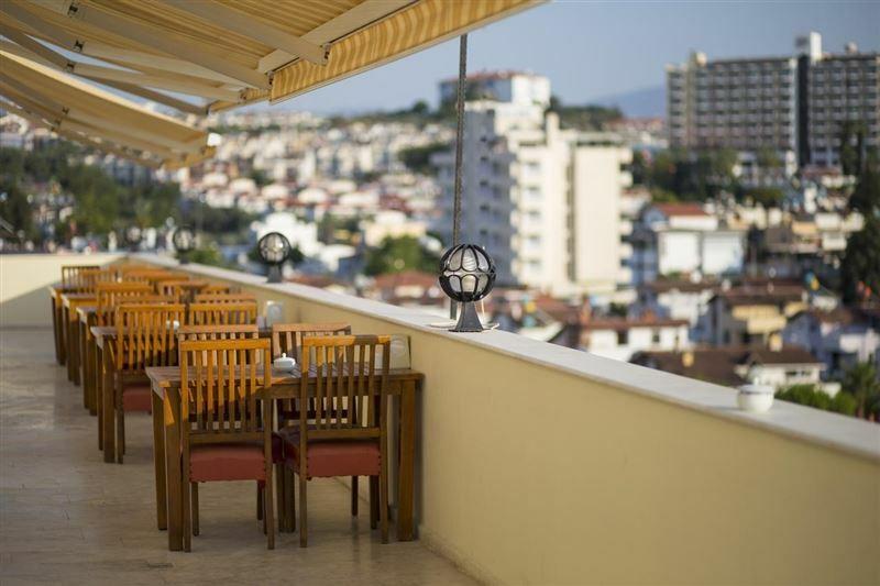 Фото Tuntas Apart Hotel Kusadasi 4*