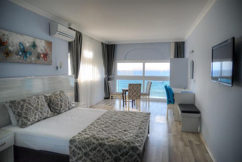 Фото Marti Beach Hotel 4*