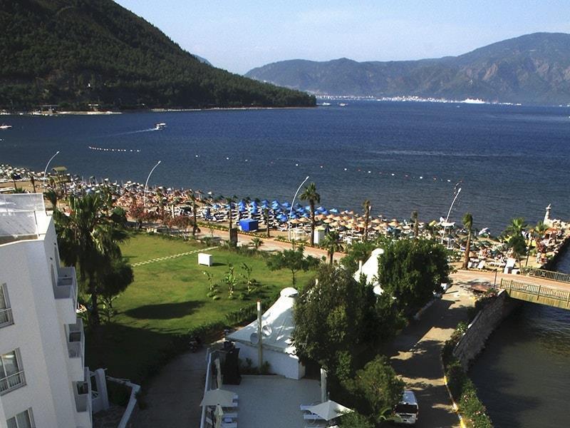 Фото Munamar Beach Residence Турция