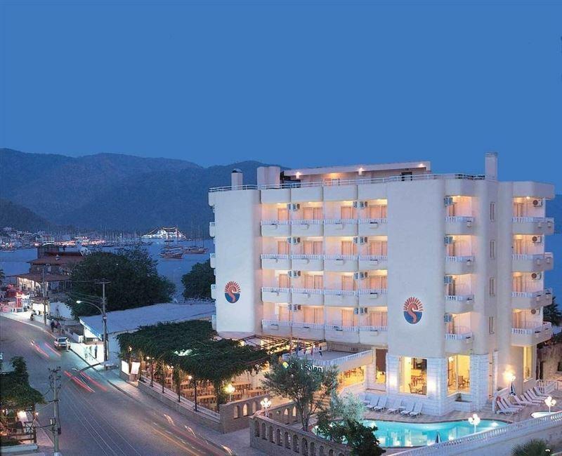 Selen Hotel Marmaris Мармарис