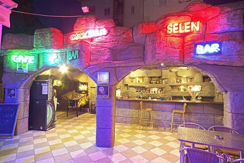 Фото Selen Hotel Marmaris Турция Мармарис