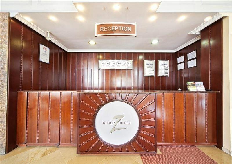 Отель Selen Hotel Marmaris Мармарис