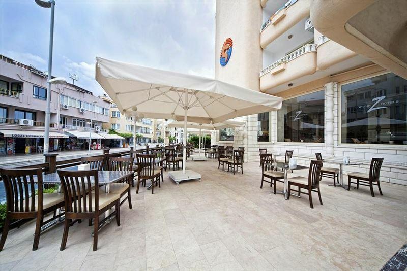 Фото Selen Hotel Marmaris Турция