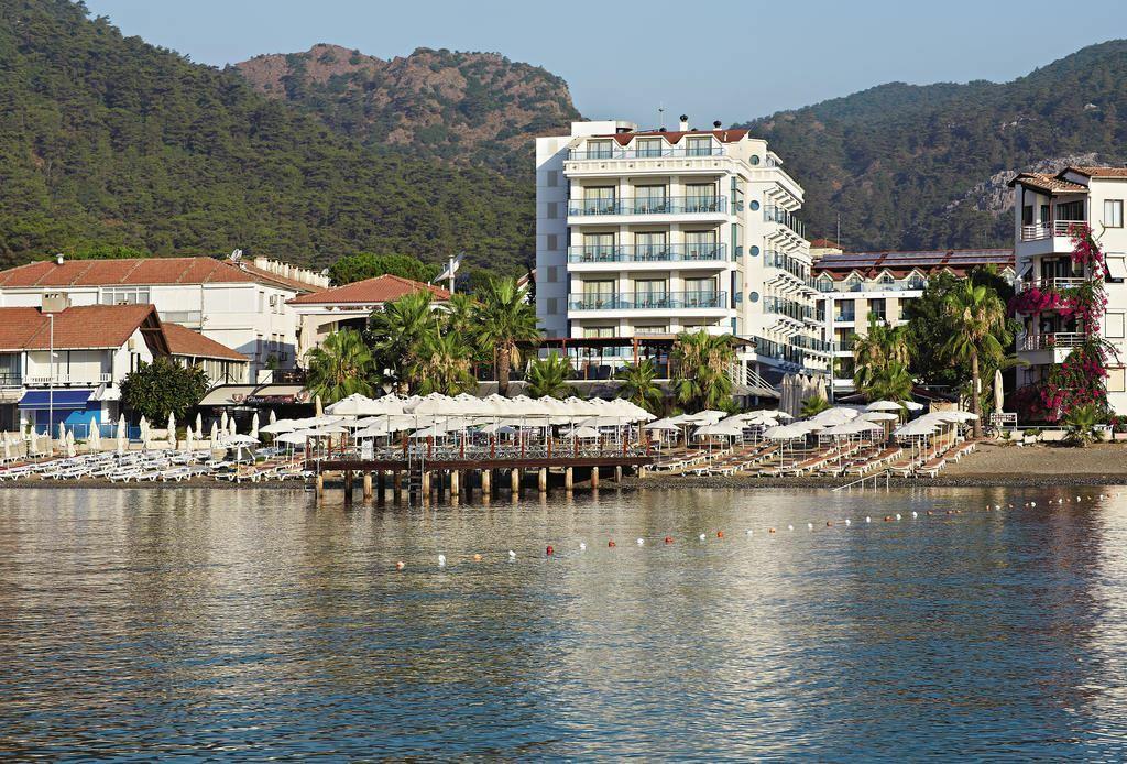 Отель Emre Hotel Мармарис