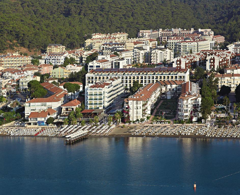 Отель Emre Hotel Турция Мармарис