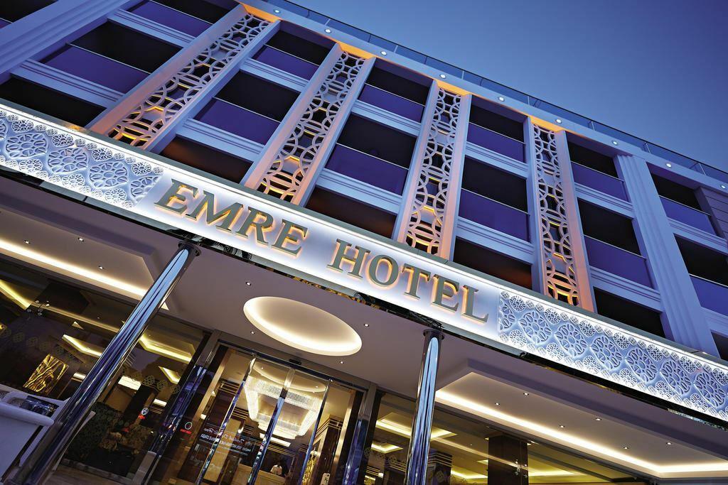 Фото Emre Hotel Турция