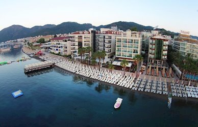 Poseidon Hotel 4*, Туреччина, Мармарис
