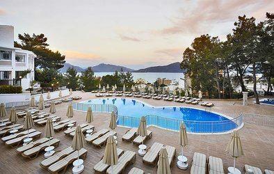 Ideal Panaroma (ex. Semera Halici Holiday Village) 4*, Туреччина, Мармарис