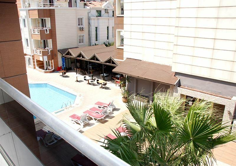 Фото Mehtap Family Hotel Турция Мармарис