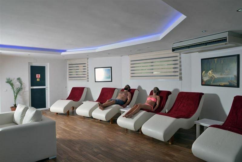 Sun City Hotel Beach Club Олюдениз