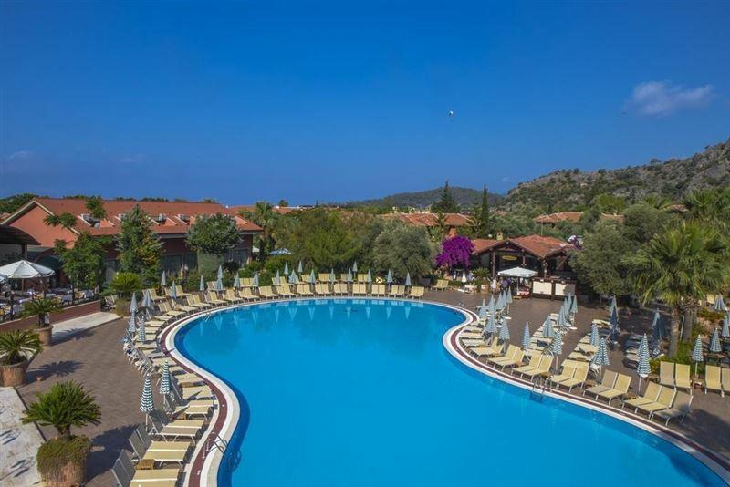 Фото Sun City Hotel Beach Club Турция Олюдениз