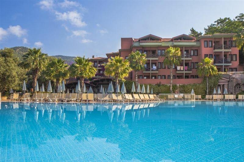 Фото Sun City Hotel Beach Club Турция