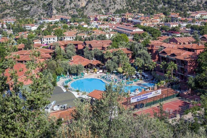 Sun City Hotel Beach Club Турция Олюдениз