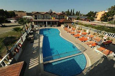 Sayanora Hotel 3*, Турция, Сиде