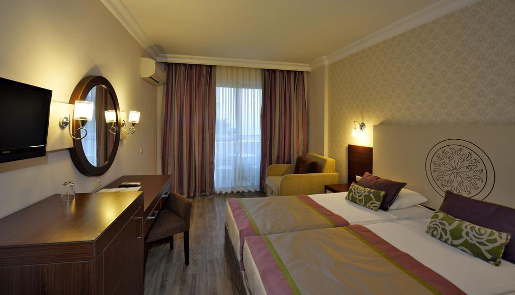 Side Alegria Hotel & Spa (ex. Holiday Point Hotel & Spa) Турция Сиде
