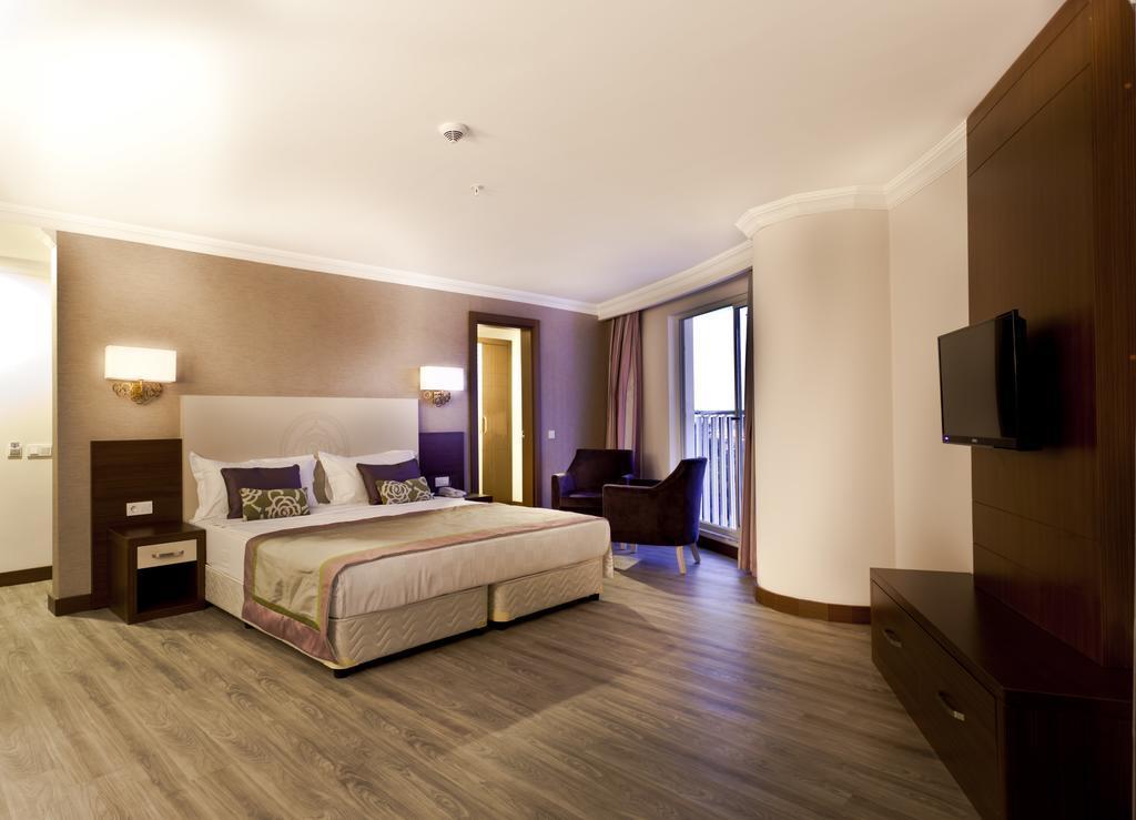 Отель Side Alegria Hotel & Spa (ex. Holiday Point Hotel & Spa) Сиде