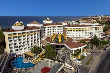 Side Alegria Hotel & Spa (ex. Holiday Point Hotel & Spa) 5*, Турция, Сиде
