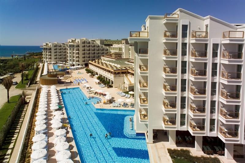 Royal Atlantis Hotel Турция Сиде