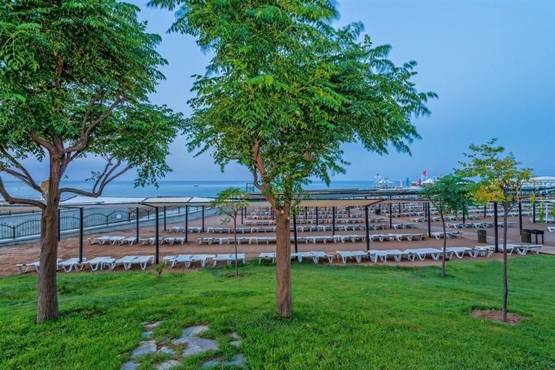 Отель Royal Atlantis Hotel Турция Сиде