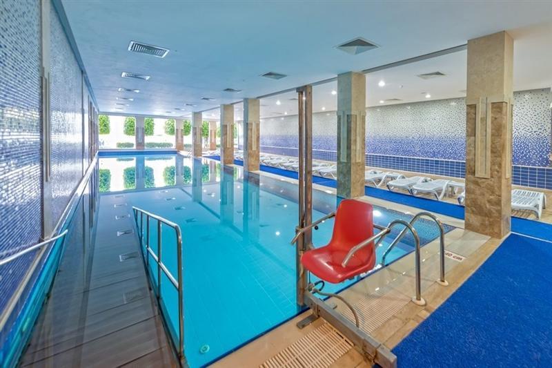 Отель Royal Atlantis Hotel Сиде
