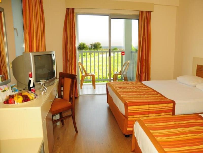Seher Sun Beach Hotel Турция Сиде